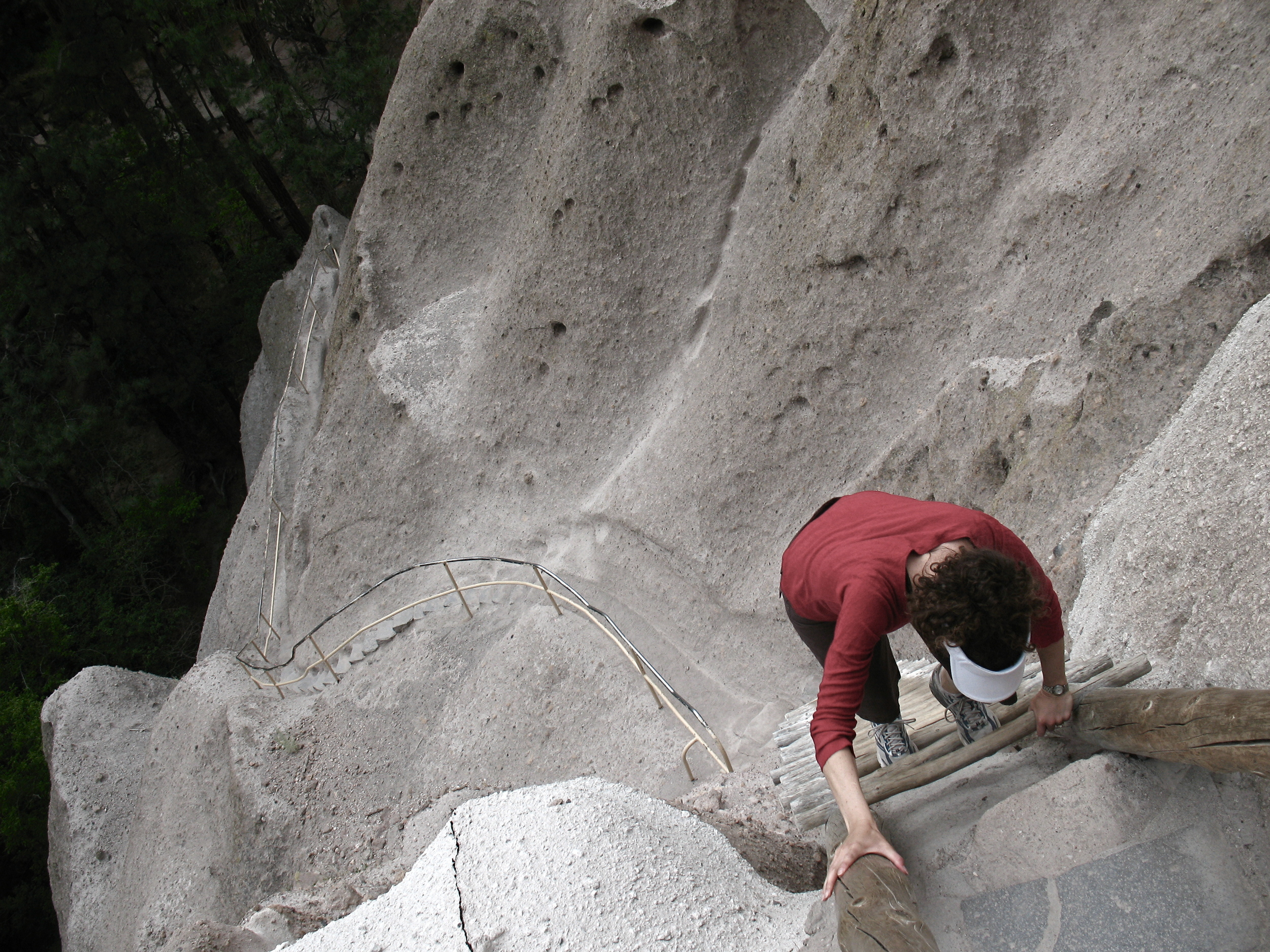 Photo by Author at  Bandelier, NM