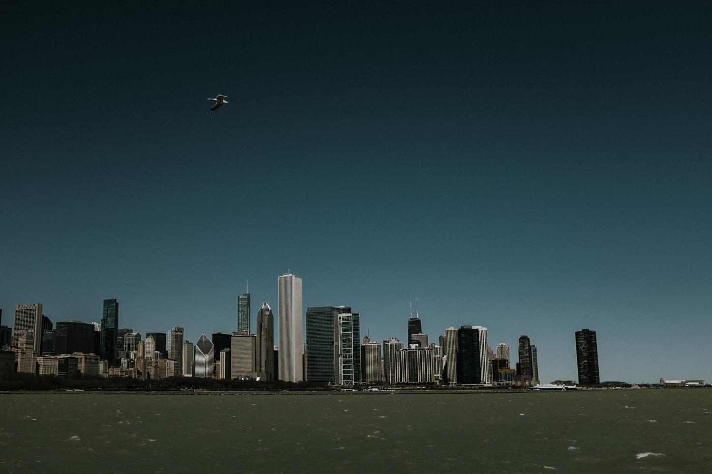 chicago skyline photograph grace e jones photography