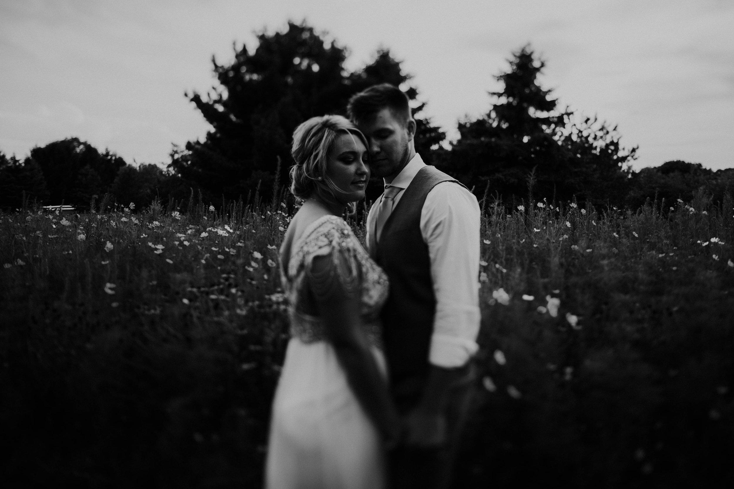 Columbus Ohio homestead park wedding grace e jones photography