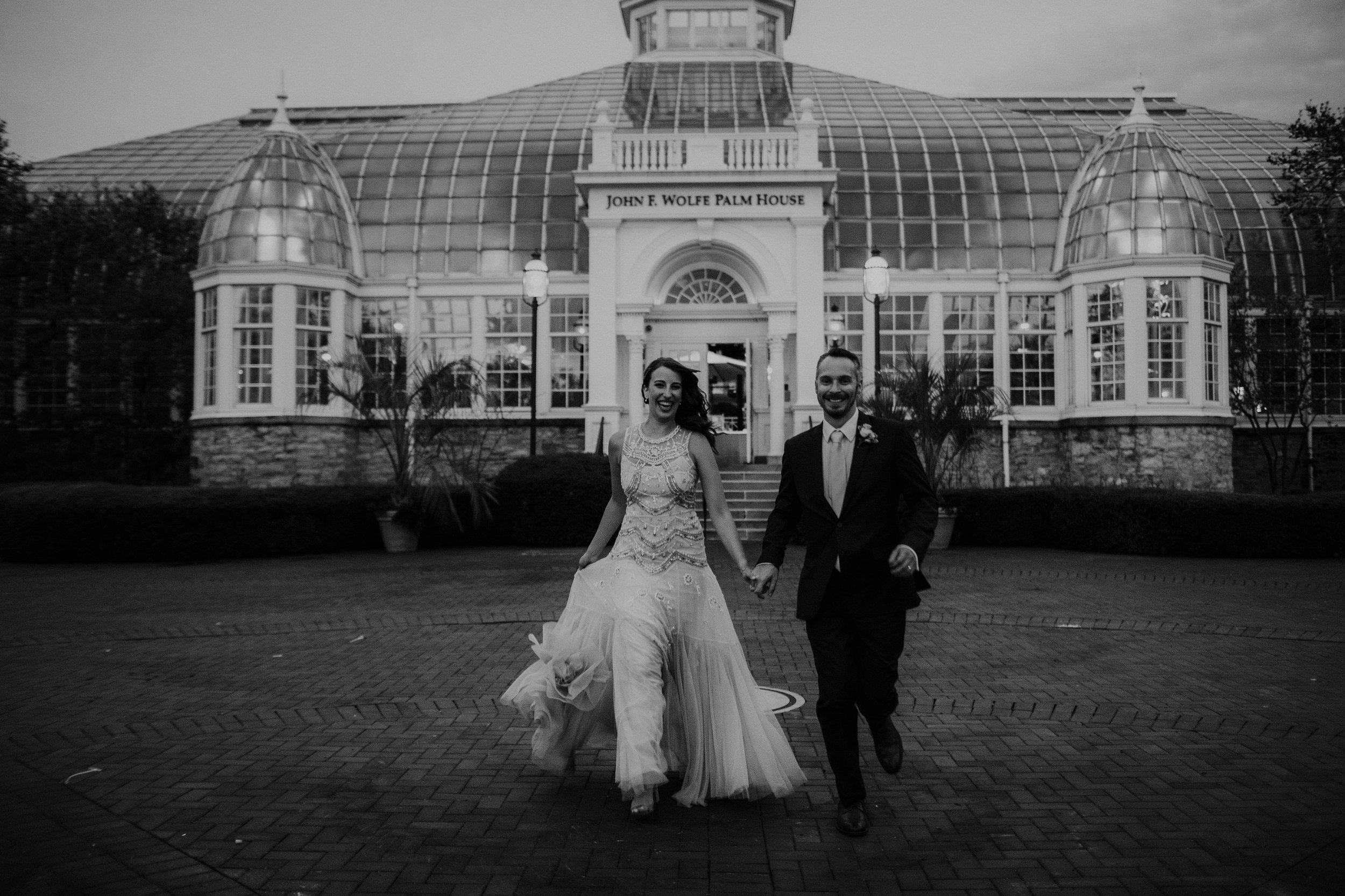 franklin park conservatory wedding columbus ohio wedding photographer grace e jones photography85.jpg