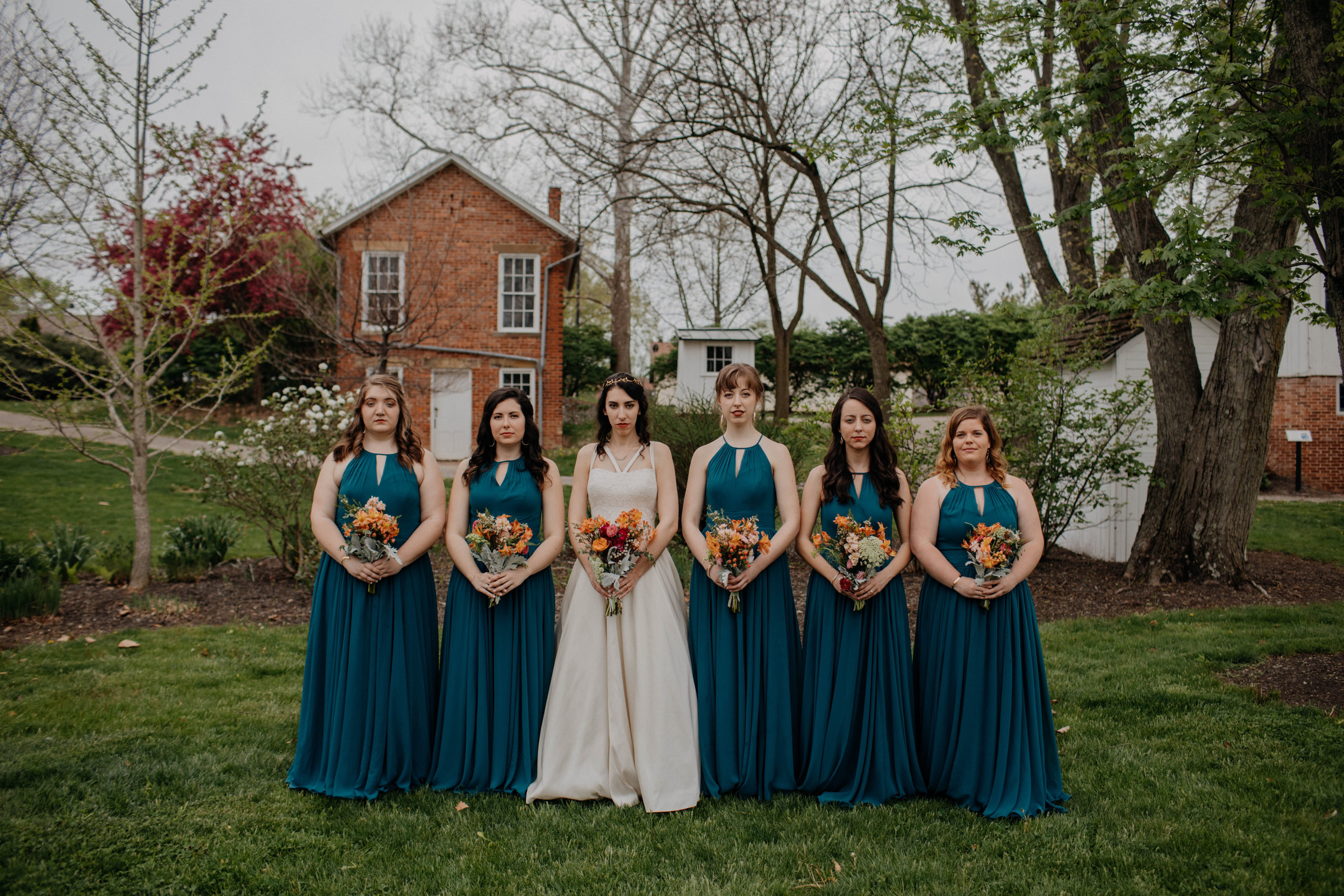 Columbus, Ohio Wedding Photographer Everal Barn At Heritage Park Wedding Venue Grace E Jones Photography81.jpg