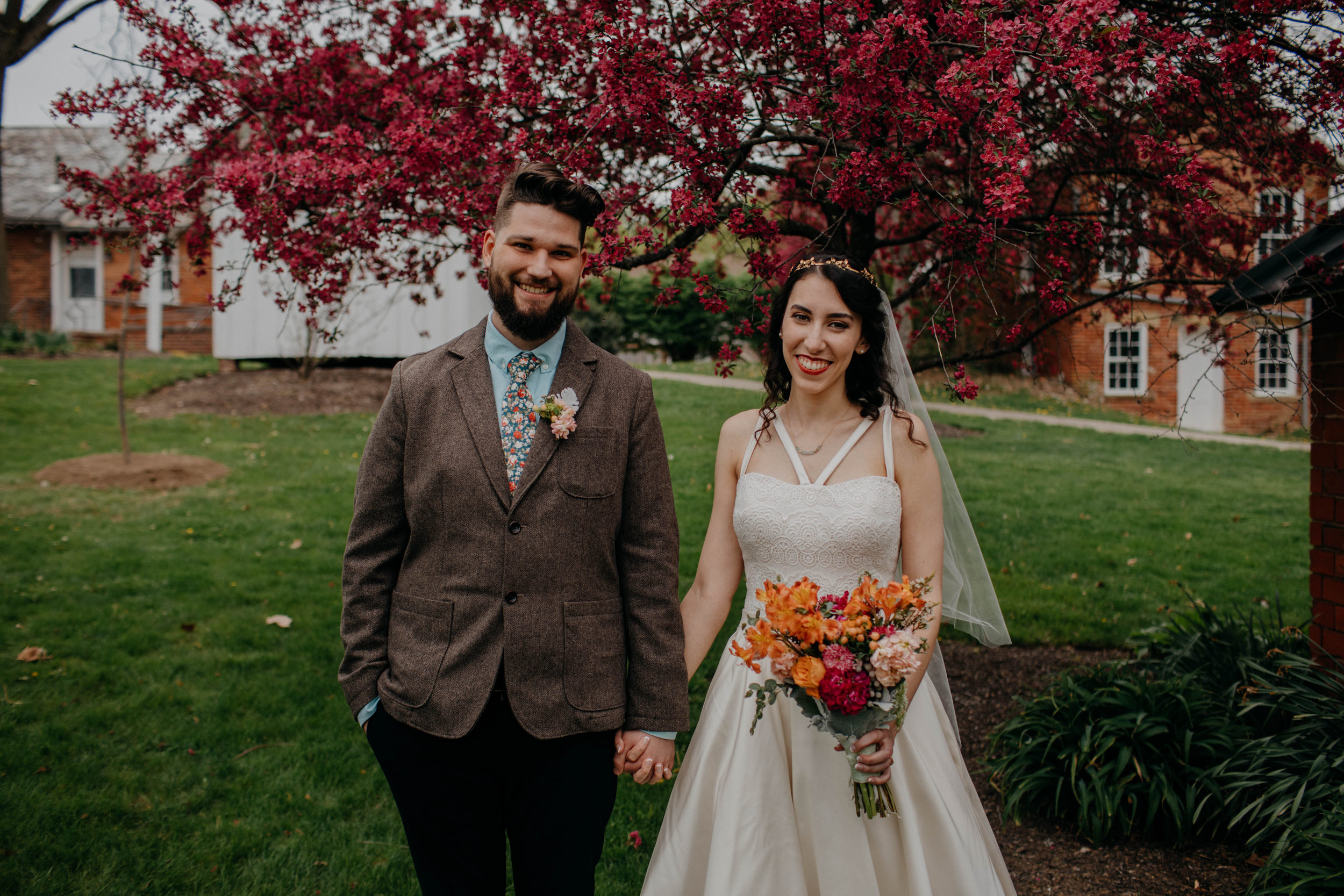 Columbus, Ohio Wedding Photographer Everal Barn At Heritage Park Wedding Venue Grace E Jones Photography109.jpg