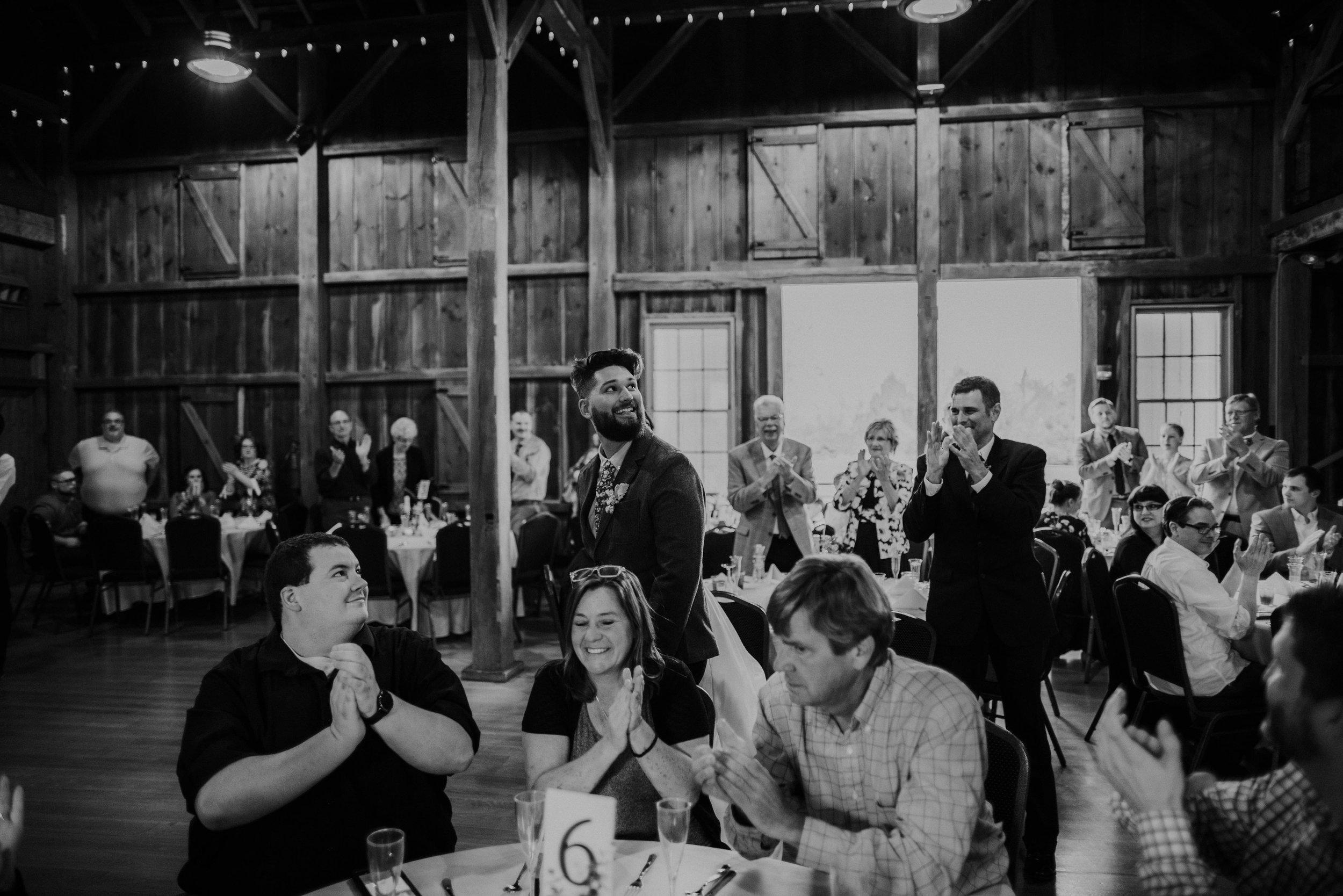 Columbus, Ohio Wedding Photographer Everal Barn At Heritage Park Wedding Venue Grace E Jones Photography206.jpg