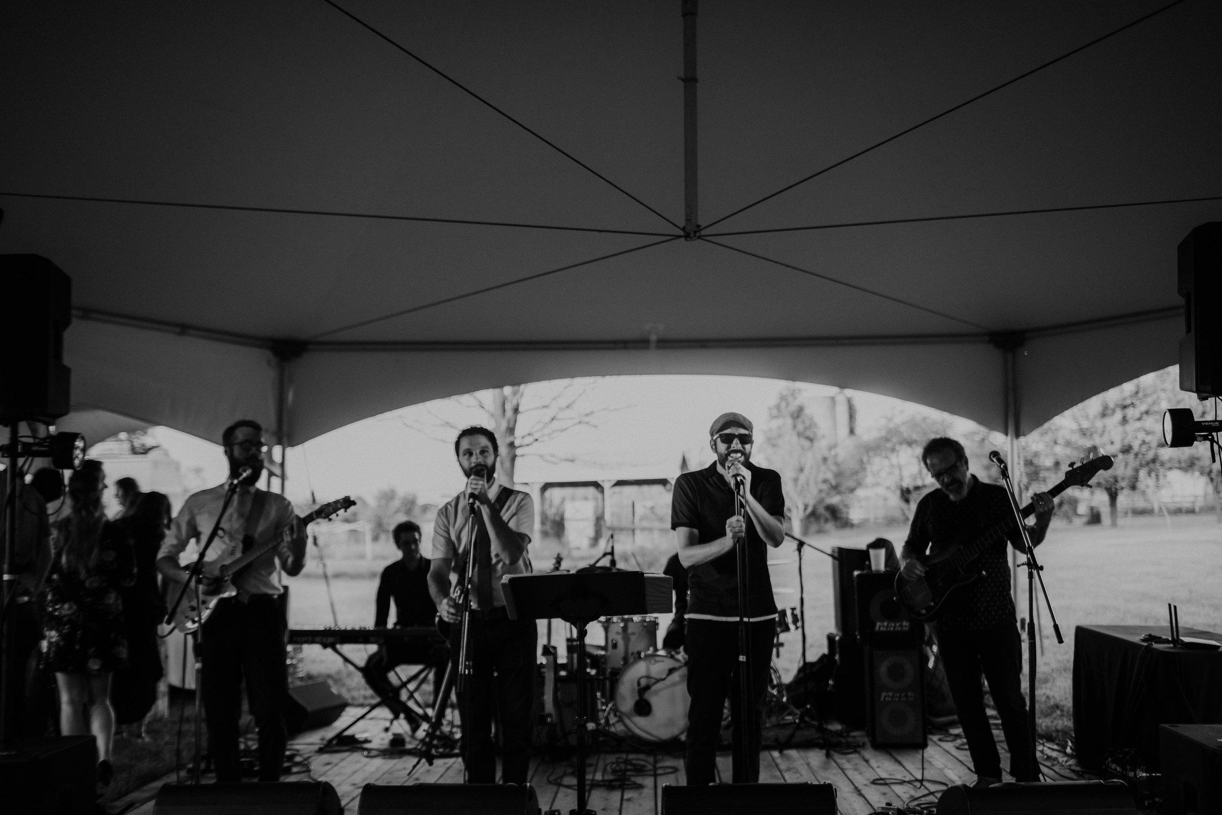 popgun live wedding band Columbus ohio