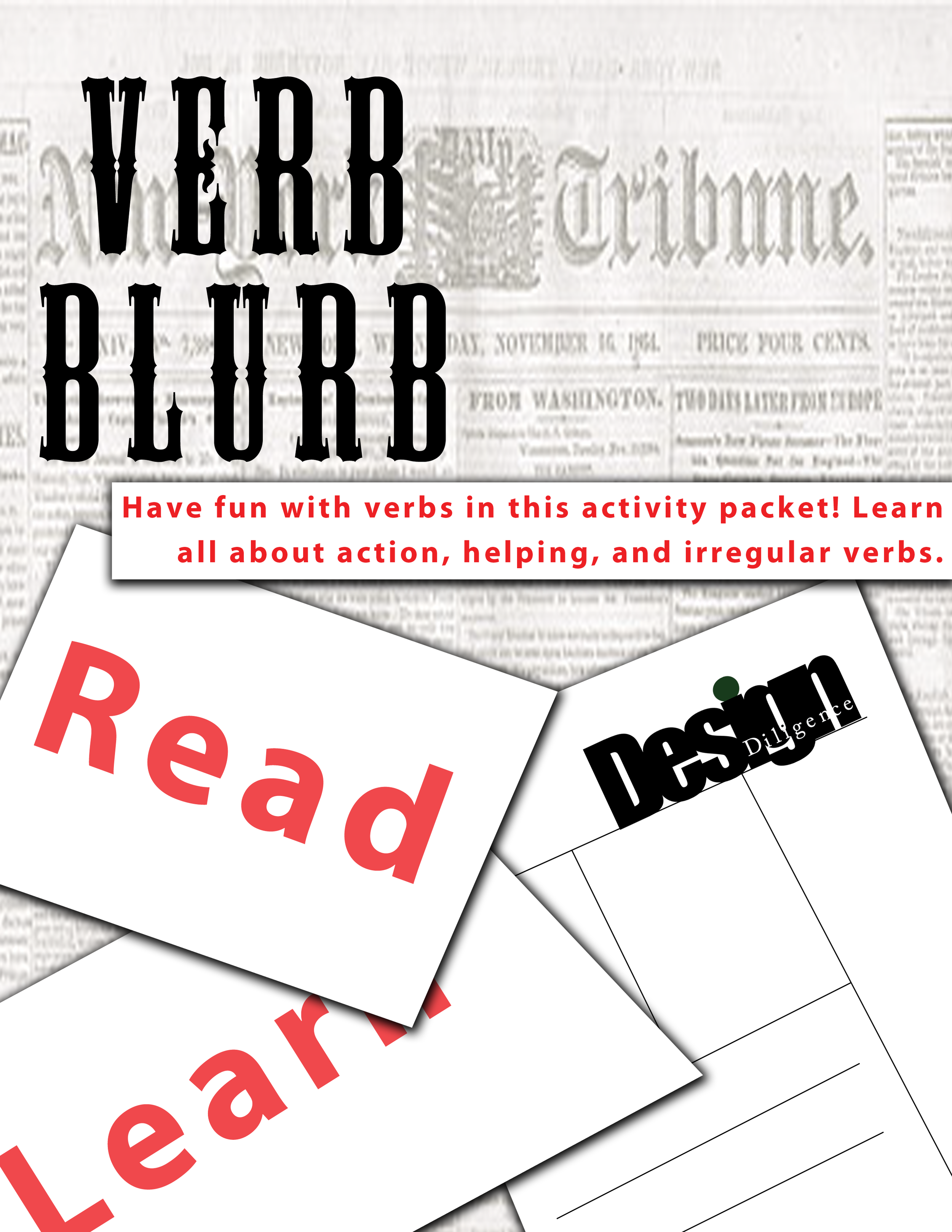 VERB BLURB
