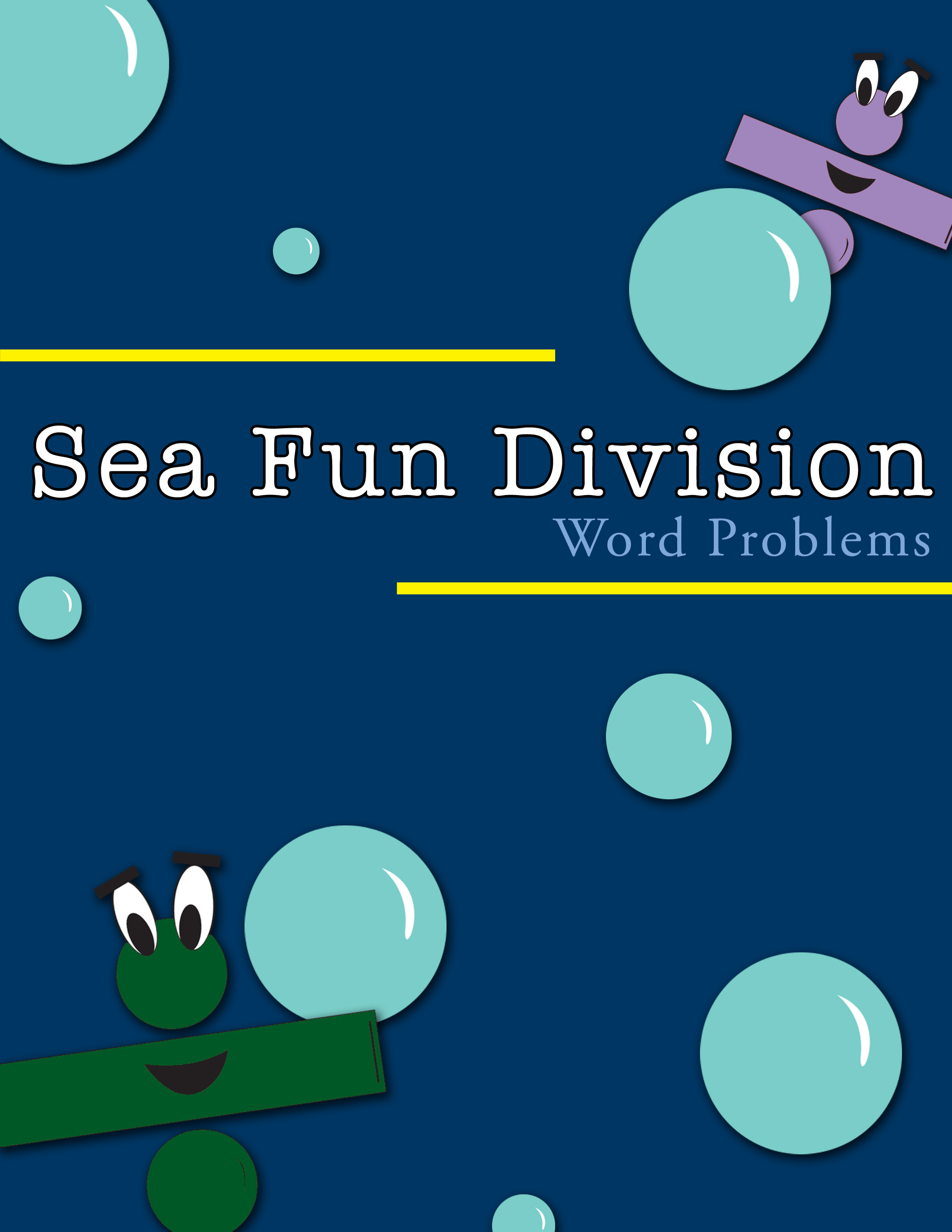 Sea Division Word Problems
