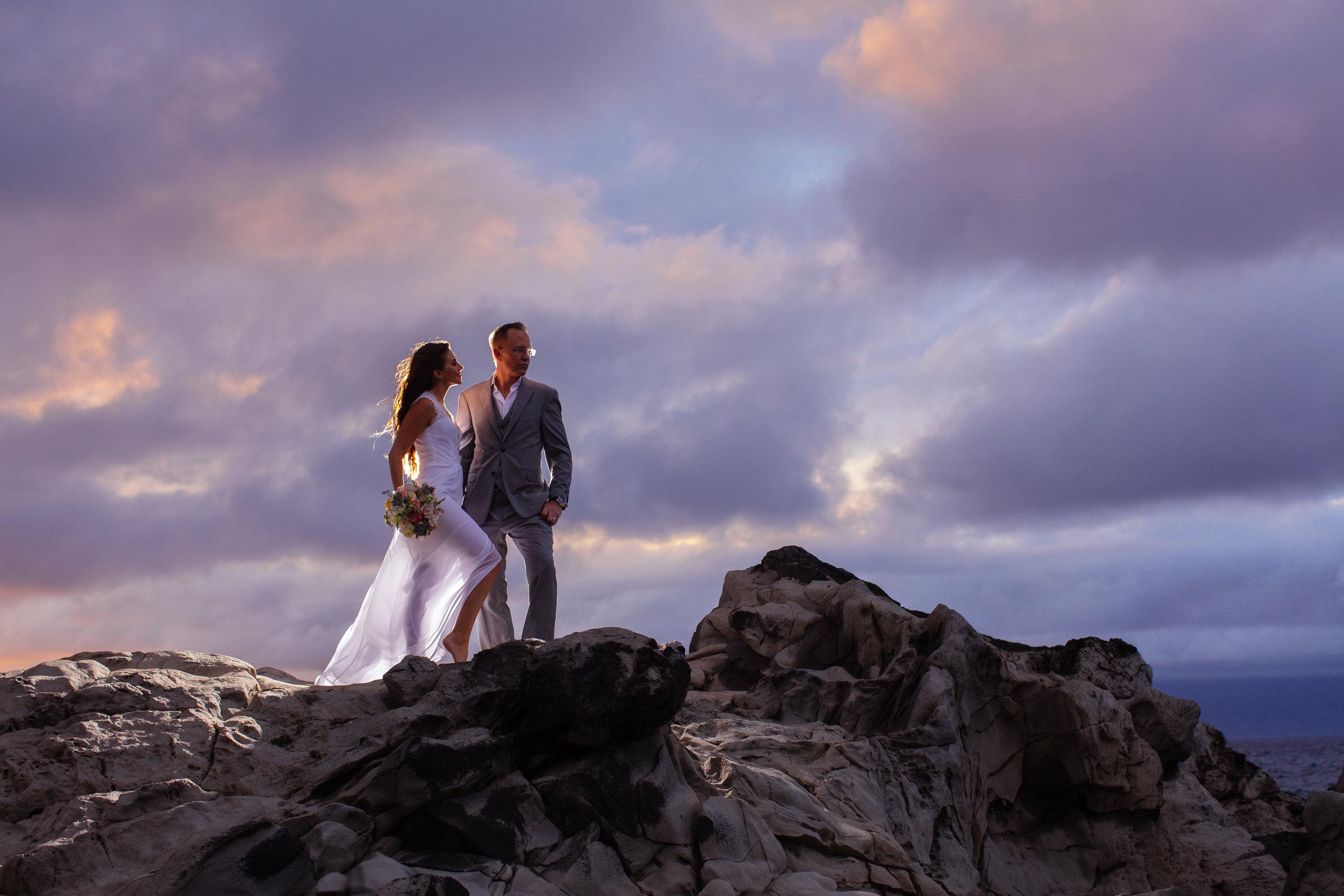 Various Beach Weddings