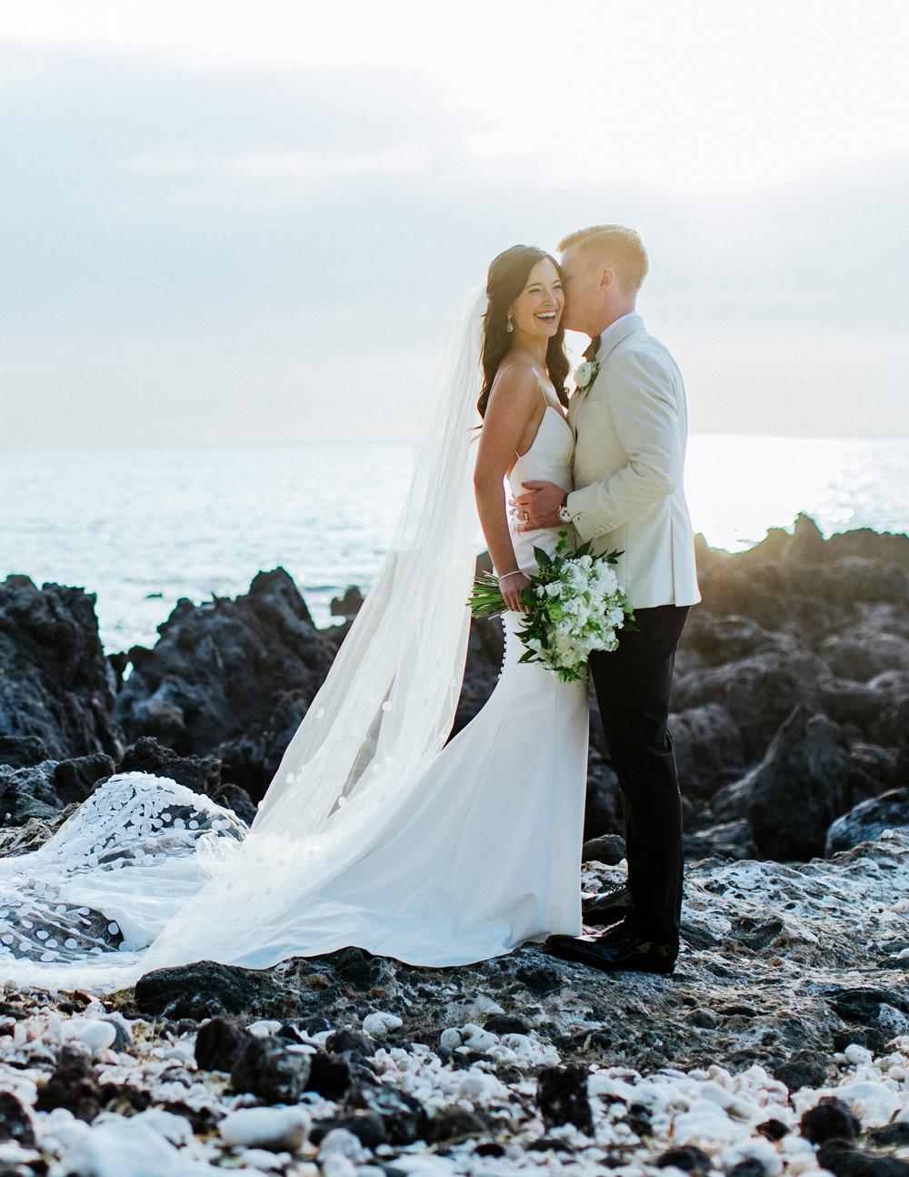 HANA & SAM | MAUNA KEA HOTEL, BIG ISLAND