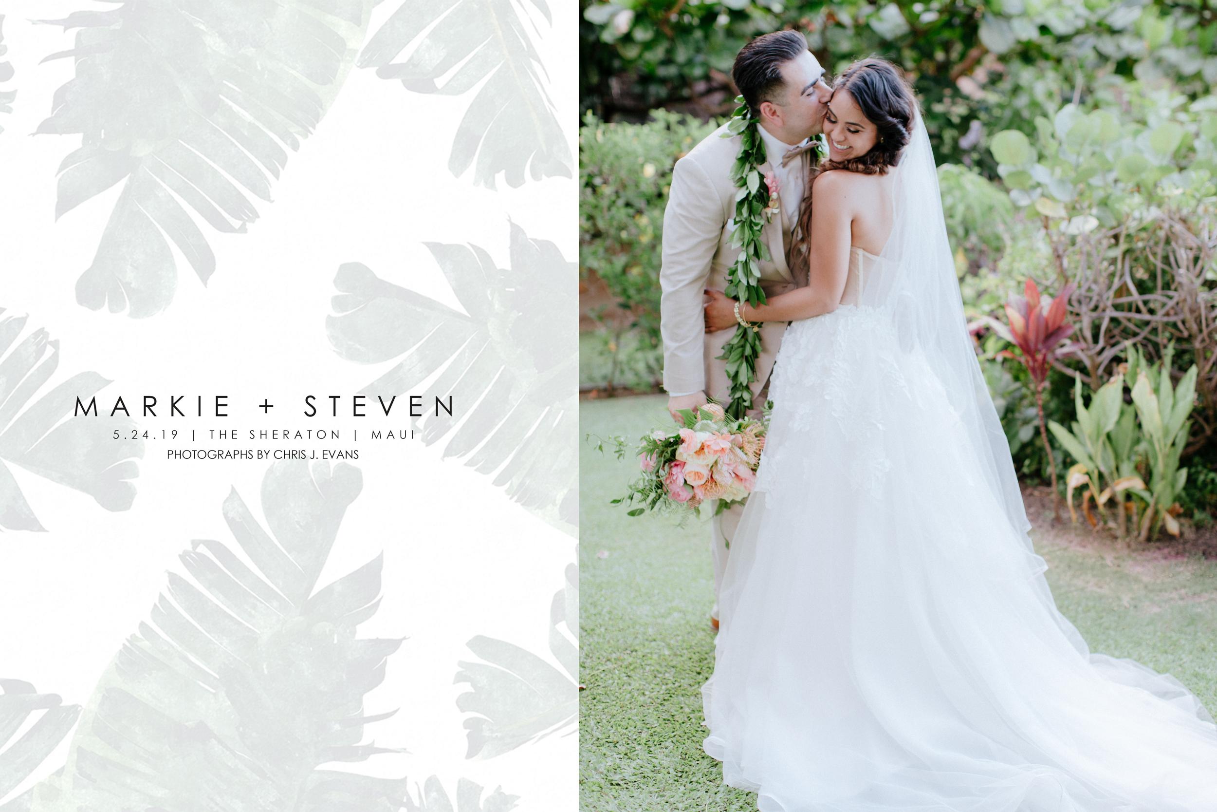 c8794cb701 5.30.19 Sugar Beach, Maui wedding | destination wedding photographer chris  j. evans