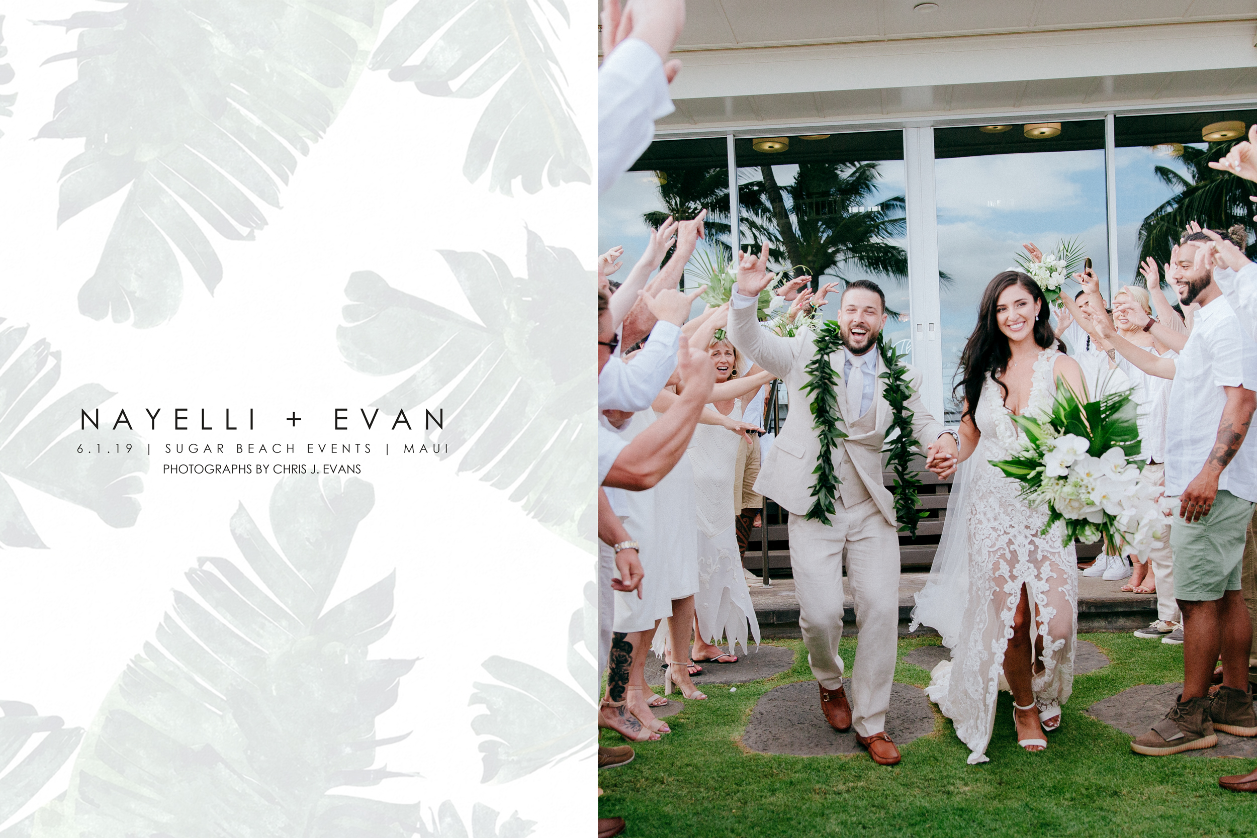 d7ceff55f3 6.19.19 Tropical Hawaii meets soft glam | destination wedding photographer  chris j. evans