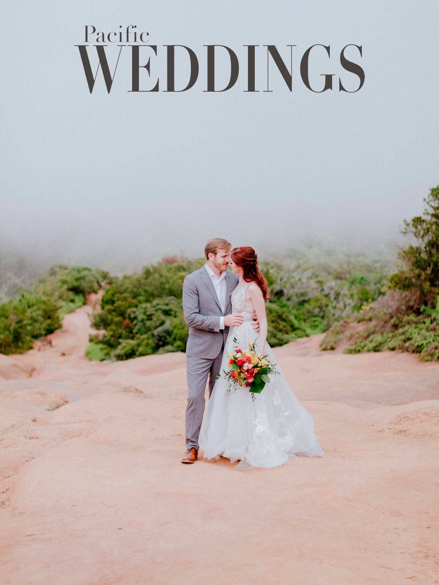 PACIFIC WEDDINGS FEATURE