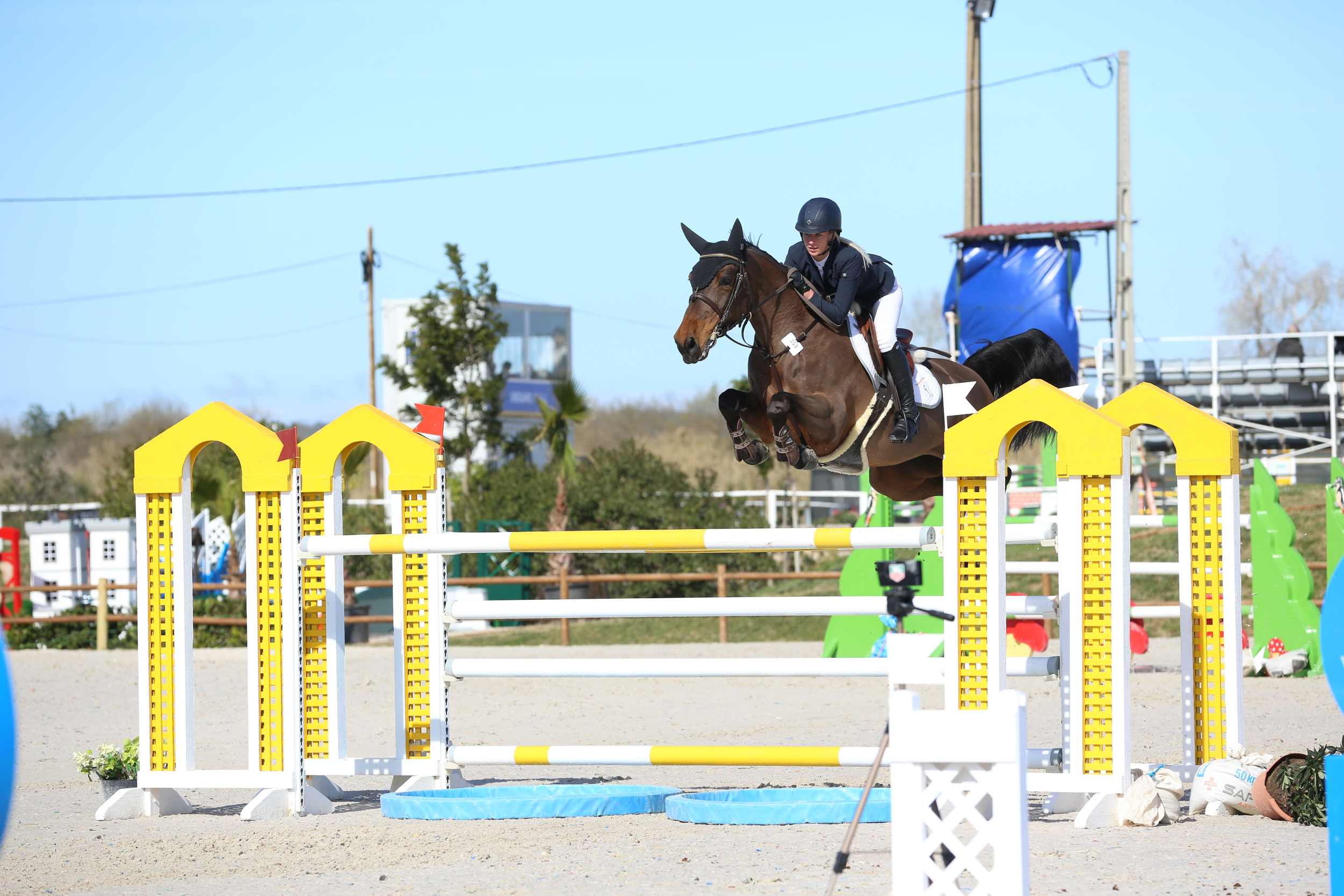 Fiona V/HLemmensthof and Louise in the Ranking Class