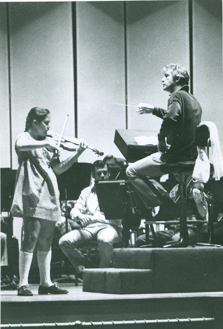 Thomas Schippers Cincinati Symphony