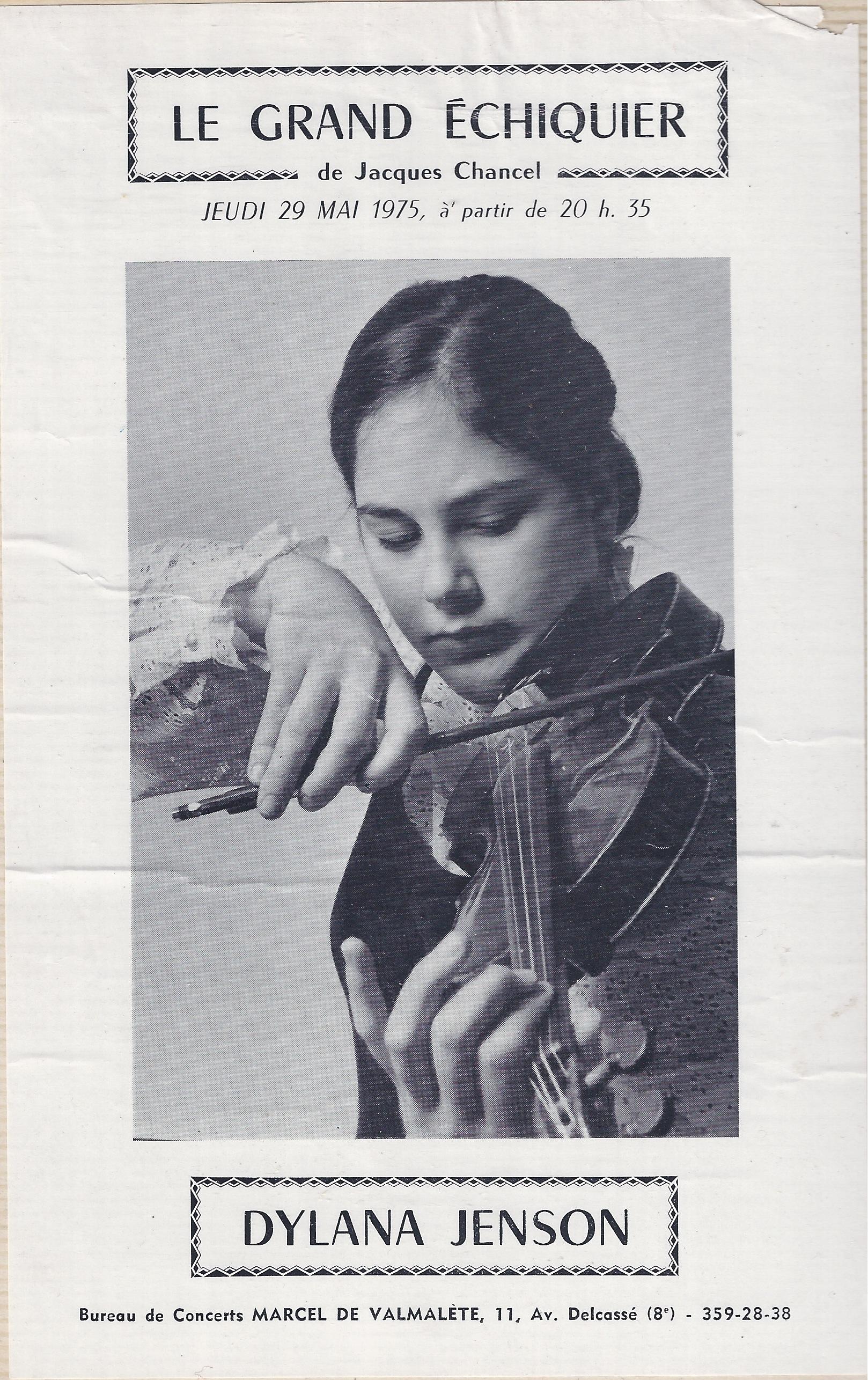 Dylana 1975