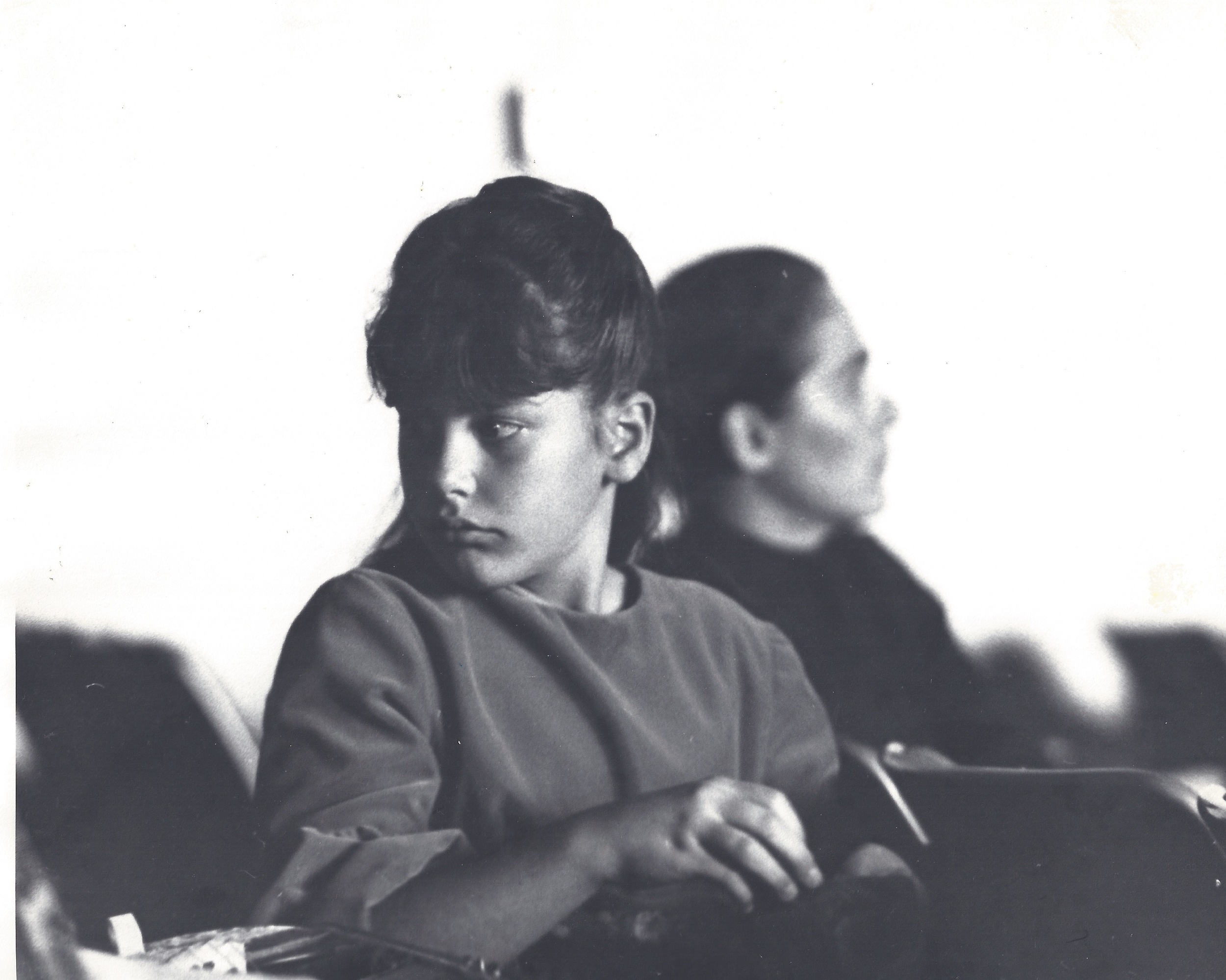 Dylana at Mount St. Mary's College, Los Angeles