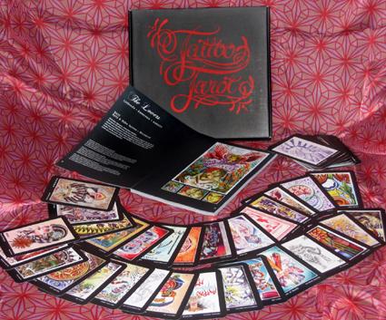 Tattoo Tarot Project