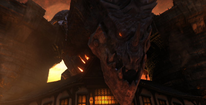 PROJECT : World of Warcraft :  Cataclysm   Released : 2010  ROLE : Lead Cinematic Artist   Contributed   Modeling - Texturing - Layout   Modeled & textured Gate House set piece. Generated shot layout.