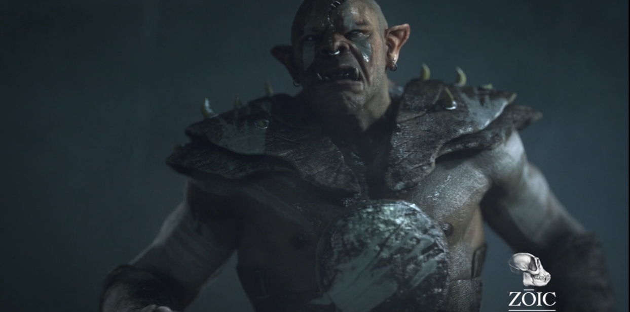 """PROJECT : ABC - Once Upon A Time  Released : 2016  ROLE : Character Development Supervisor / Character Designer  Contributed  Concept Art - Modeling - Look Development - Team Supervision  Responsible for concept art for the three ogres and their """"General"""" First pass body sculpt and armor"""