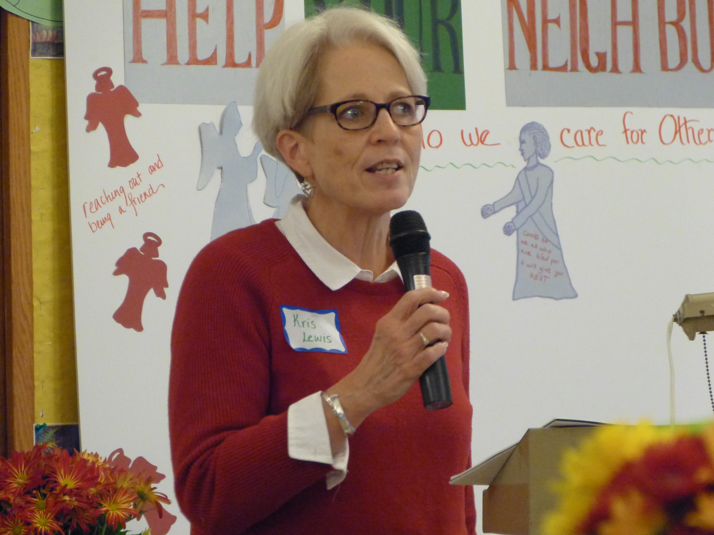 Rev. Kris Calls Us to Action for Episcopal Church in CT