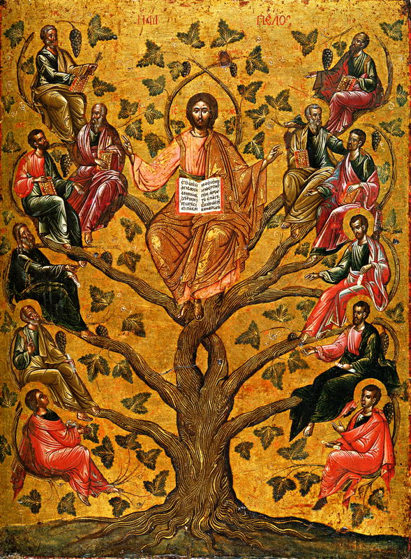 Always rooted to his context, Jesus planted the seeds for new way of being