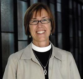 The Rev. Amy McCreath