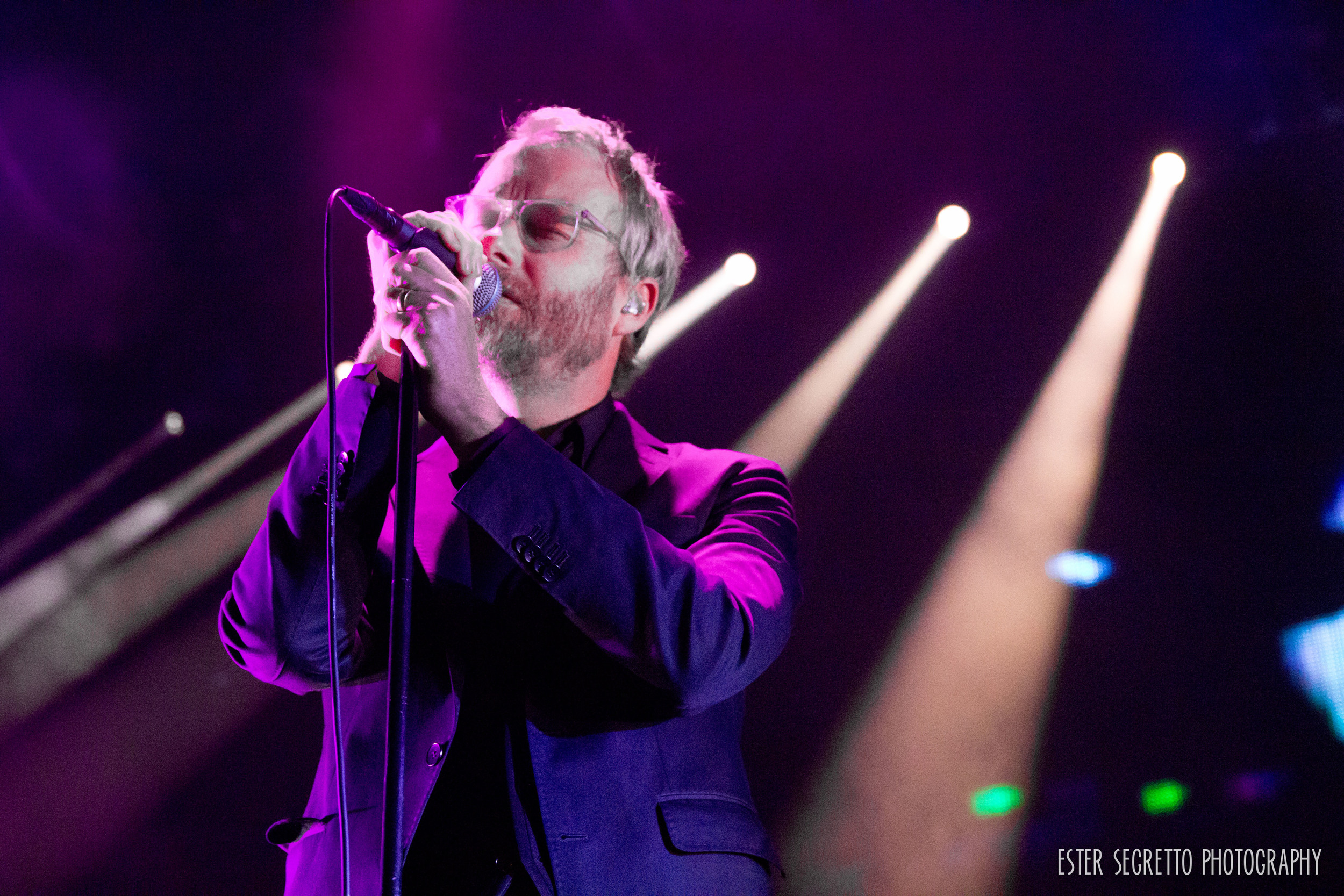 The National played an emotional hometown show this June at one of their biggest performances to date, at Barclays Center in Brooklyn, NY.