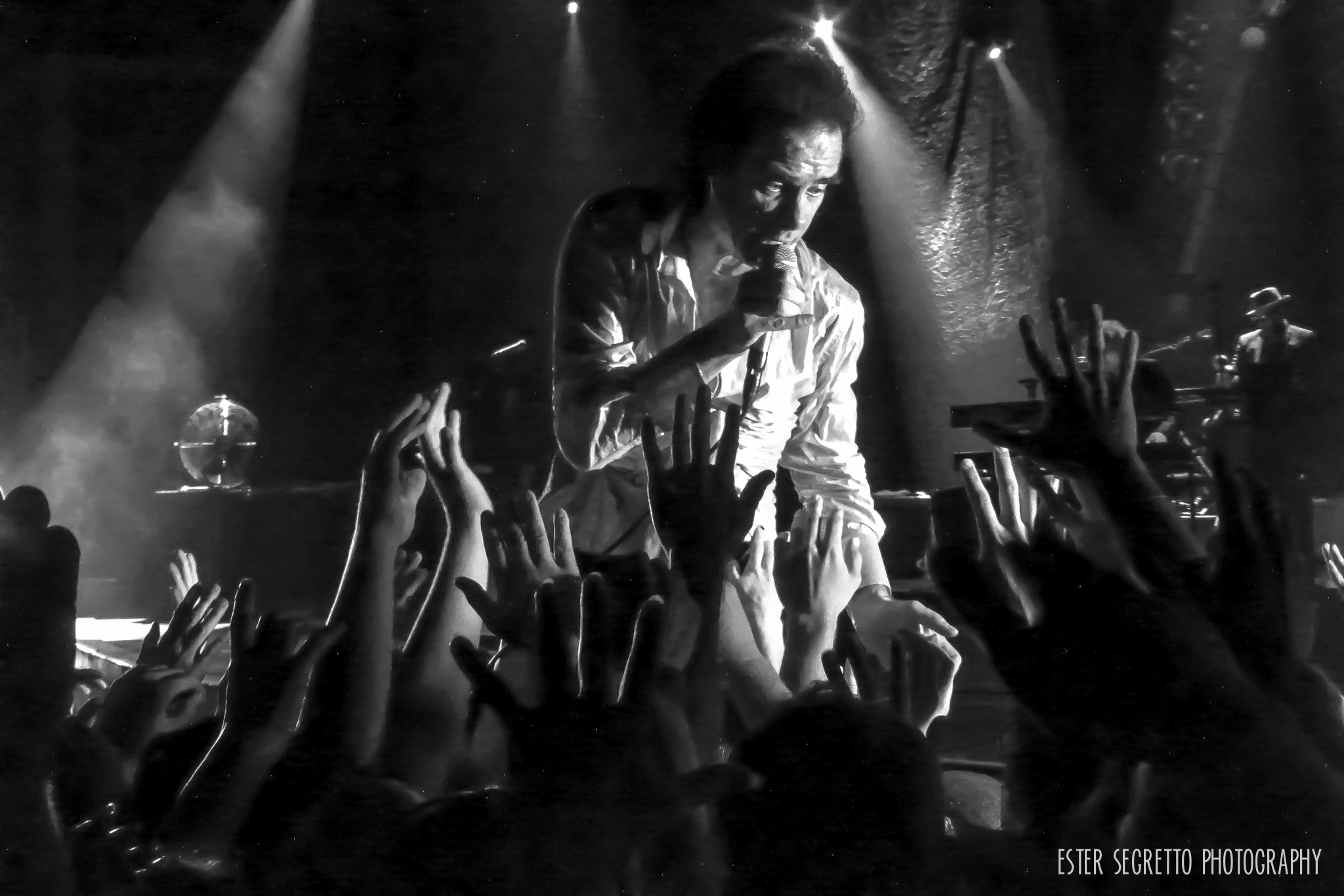Nick Cave & The Bad Seeds, Ester Segretto Photography 2014