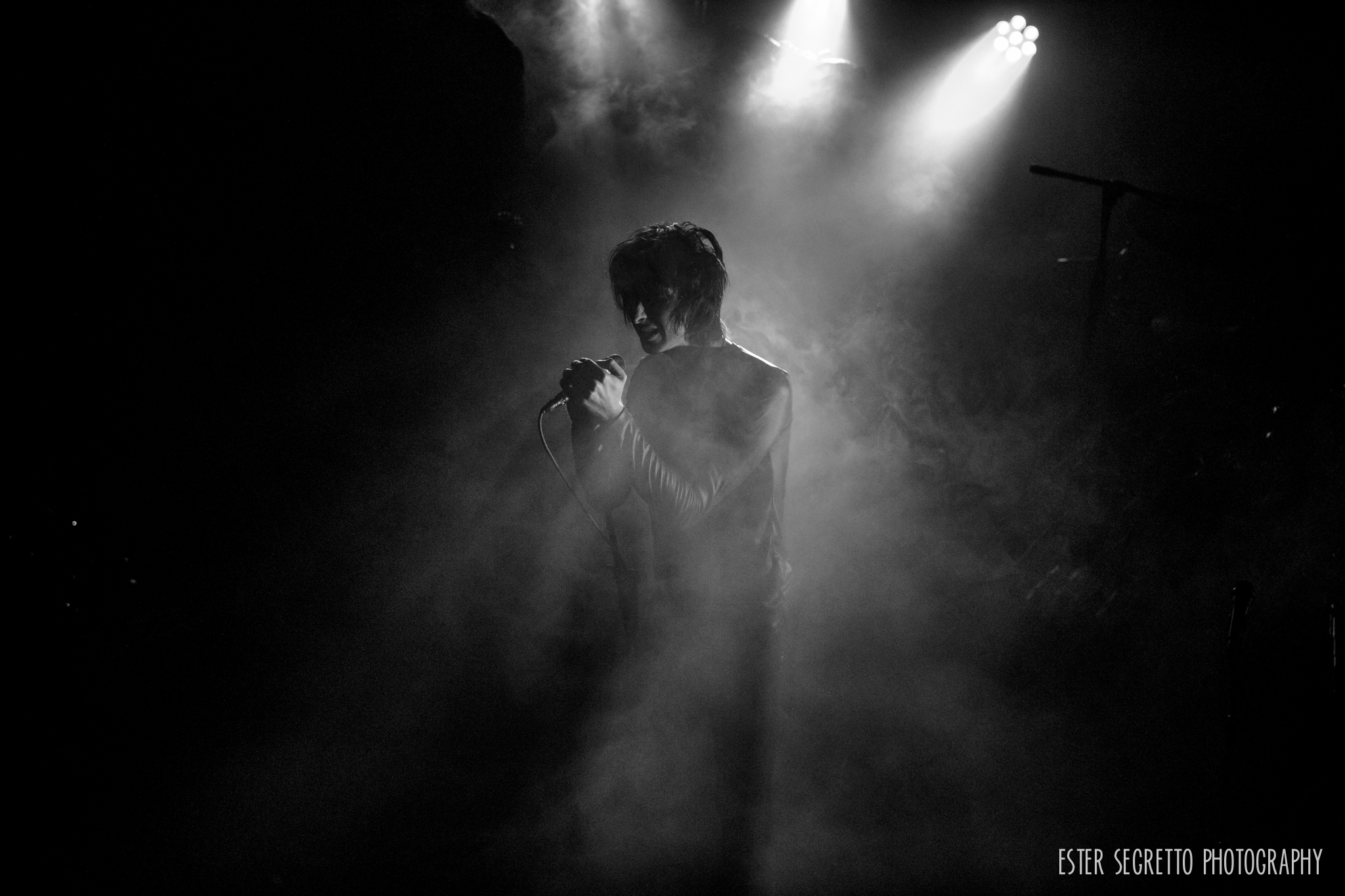 The Horrors, Stage 48- Oct 21, 2014