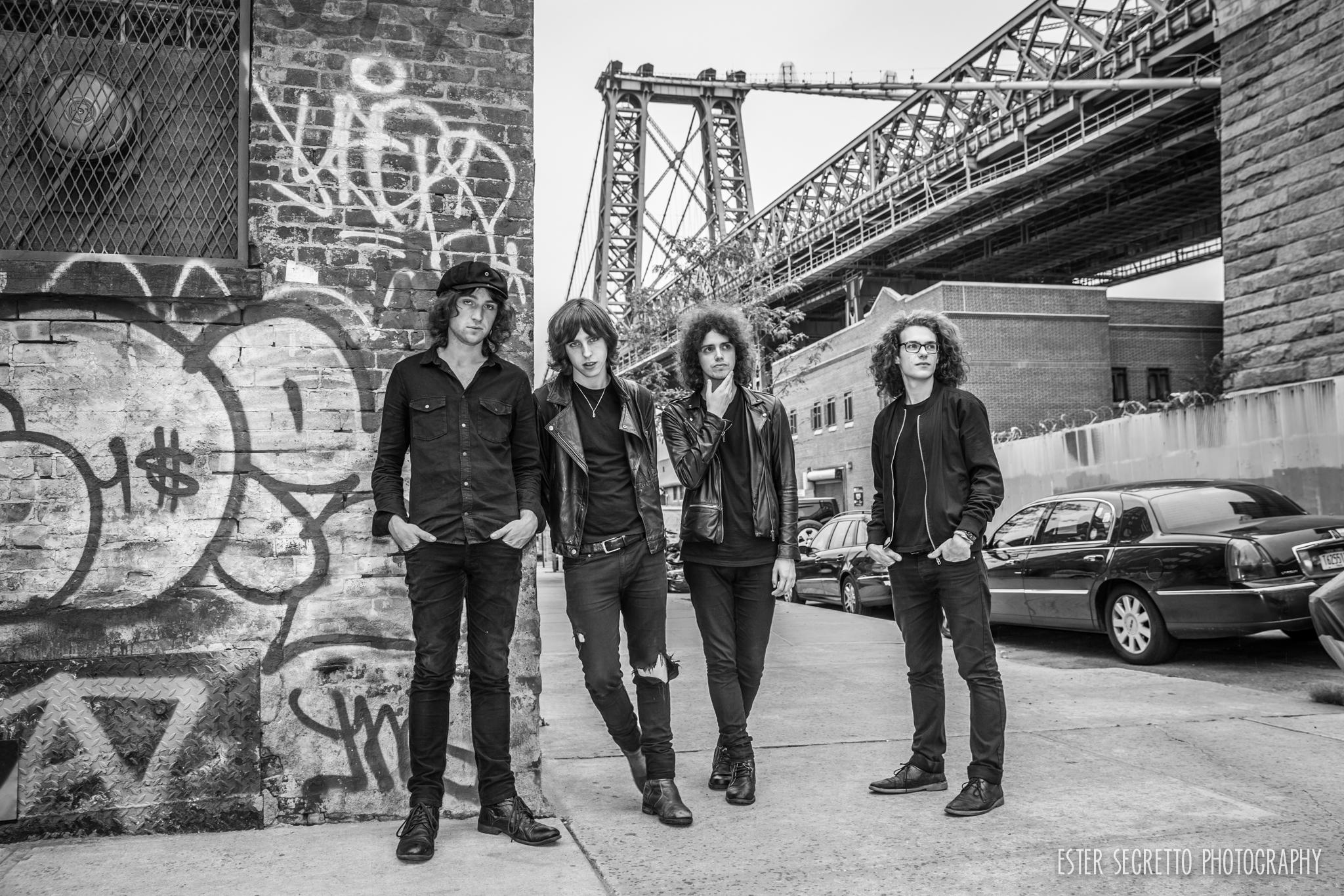 Catfish & The Bottlemen, Brooklyn, NY- Sept 29, 2014