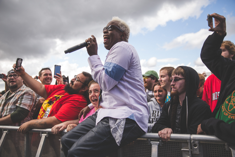 LIVING COLOUR, Riot Fest Chicago 11 Sept, 2015