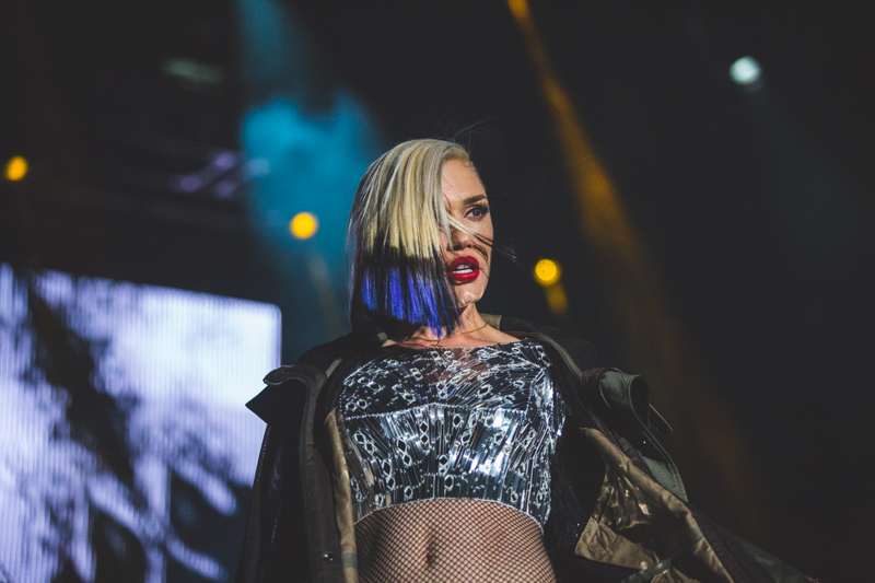 NO DOUBT, Riot Fest 11 Sept 2015