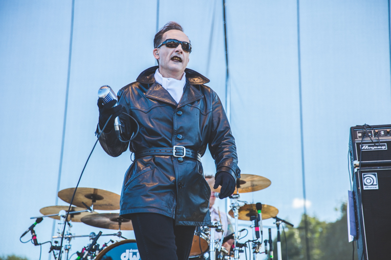 The Damned, Riot Fest Chicago 12 Sept 2015