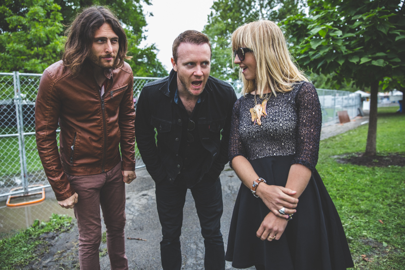 The Joy Formidable, Riot Fest Chicago 12 Sept 2015