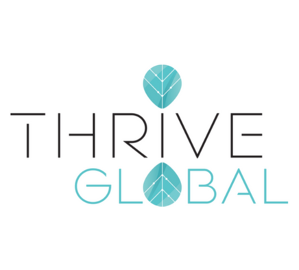 Arianna Huffington's THRIVE GLOBAL :  Escaping the unhappiness trap