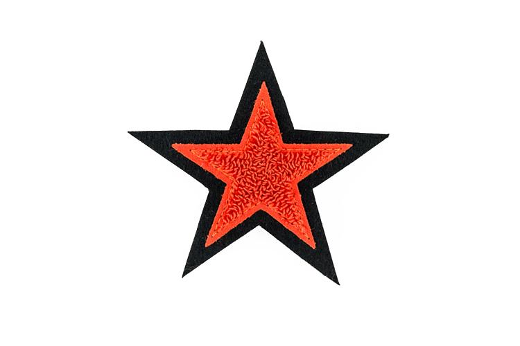 Stock star emblem