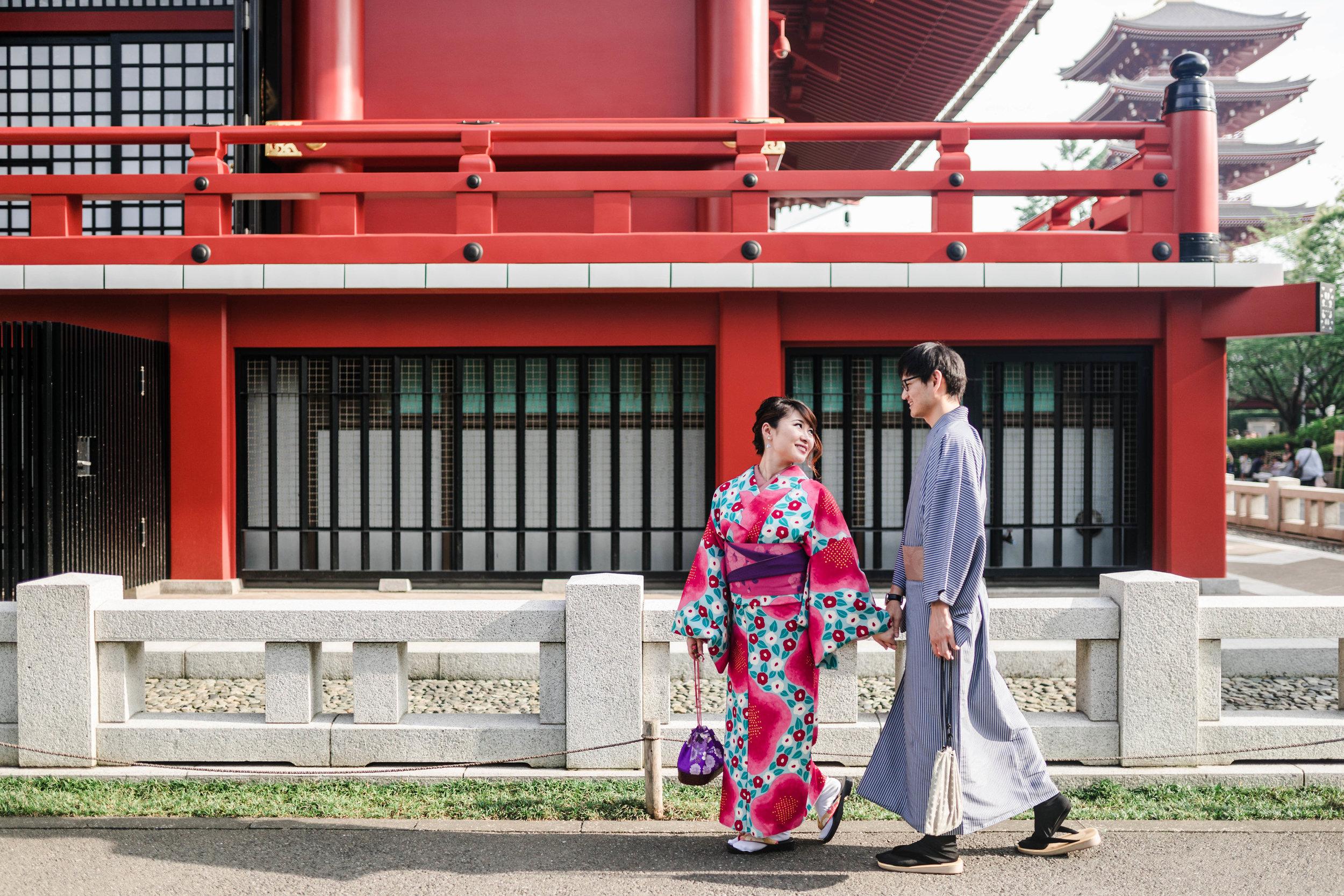 Photo by: Shoot My Travel Photographer Hideki in Tokyo