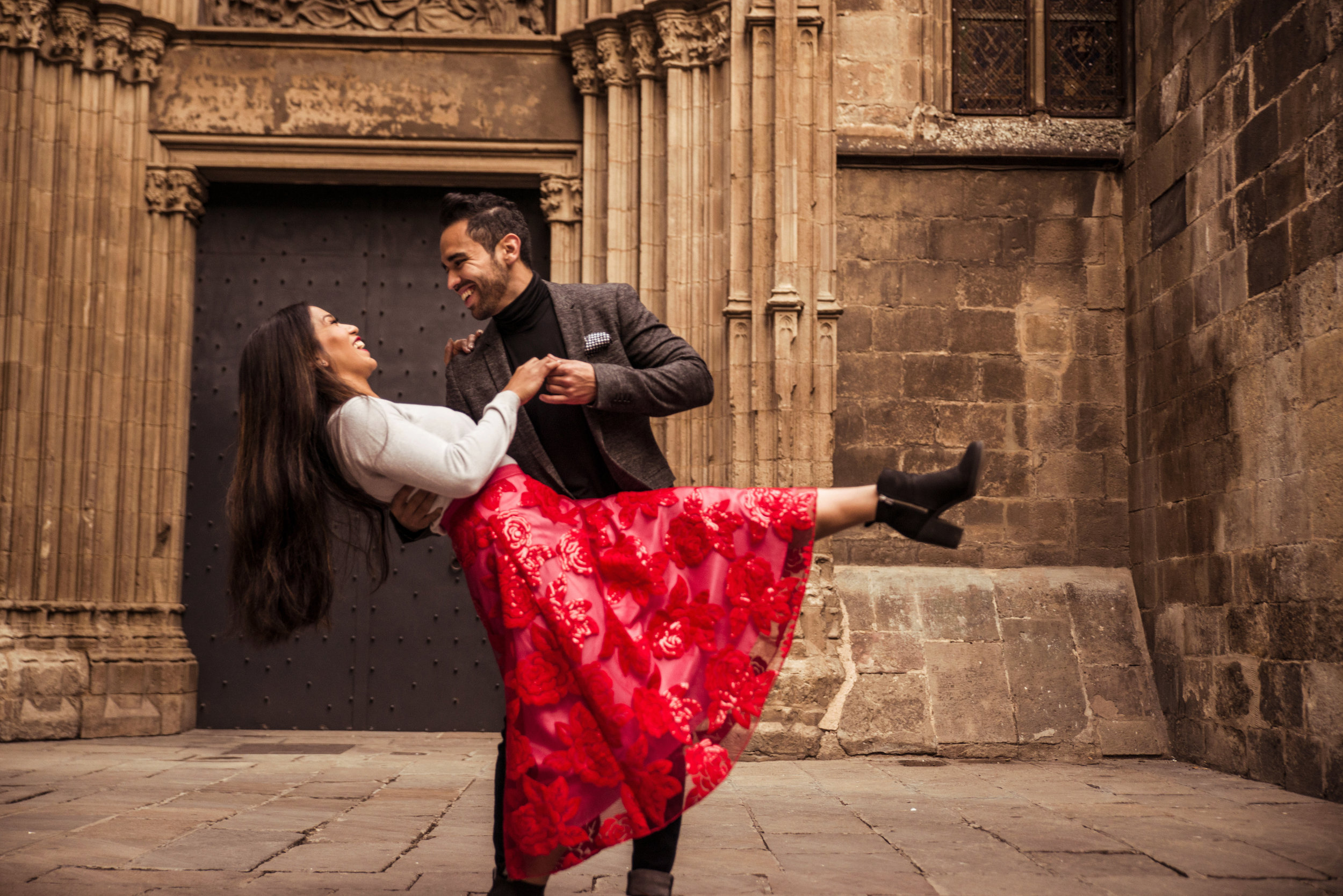 Photo by: Shoot My Travel Photographer Caitlin in Barcelona