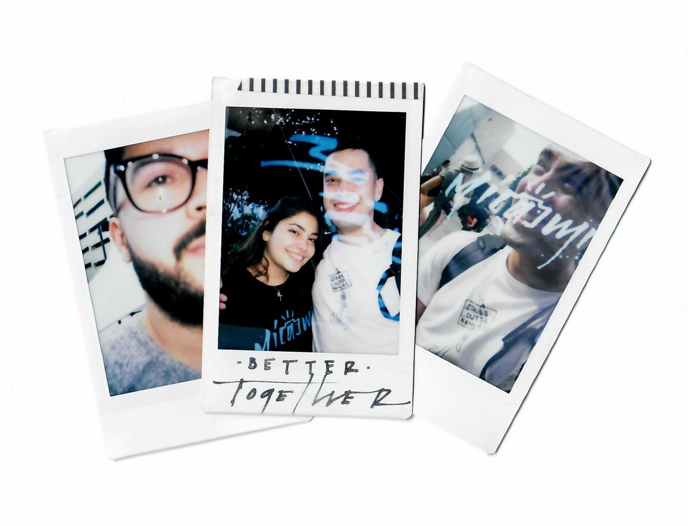 Polaroids by Camilo Rojas, Co-Founder of Shoot My Travel