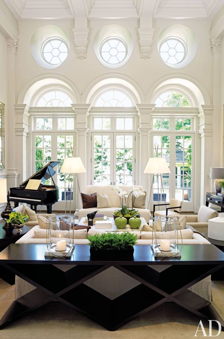 Powell & Bonnell via  Architectural Digest