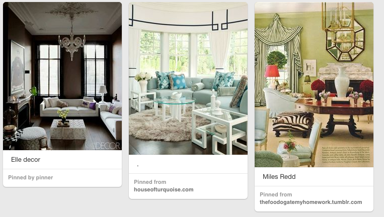 Some great window treatments on Pinterest