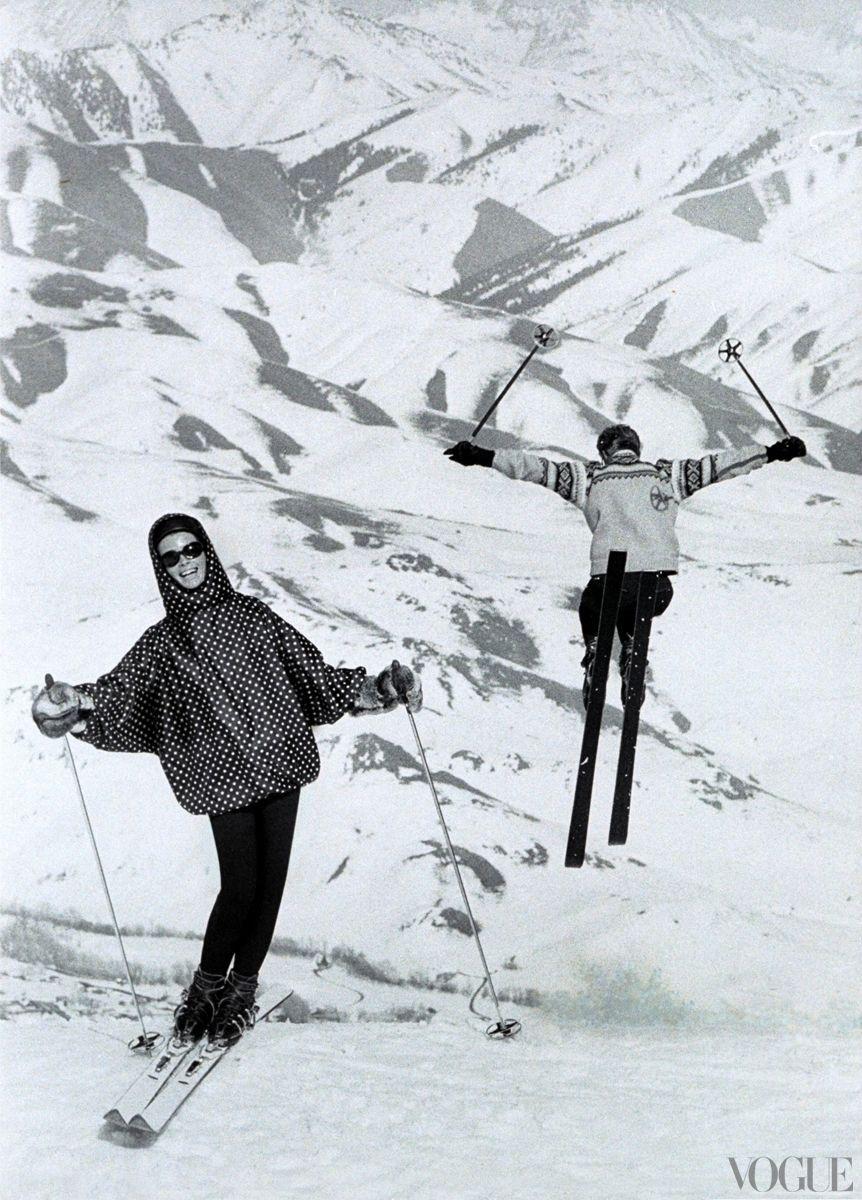 Peter Beard for Vogue, 1964