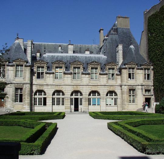 Hôtel de Sully, Paris