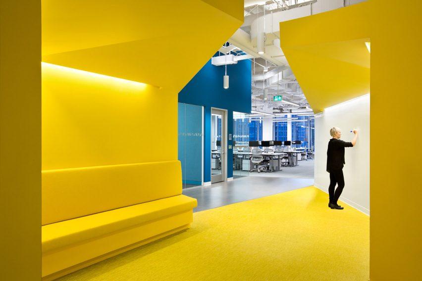 Clive Wilkenson Architects via dezeen