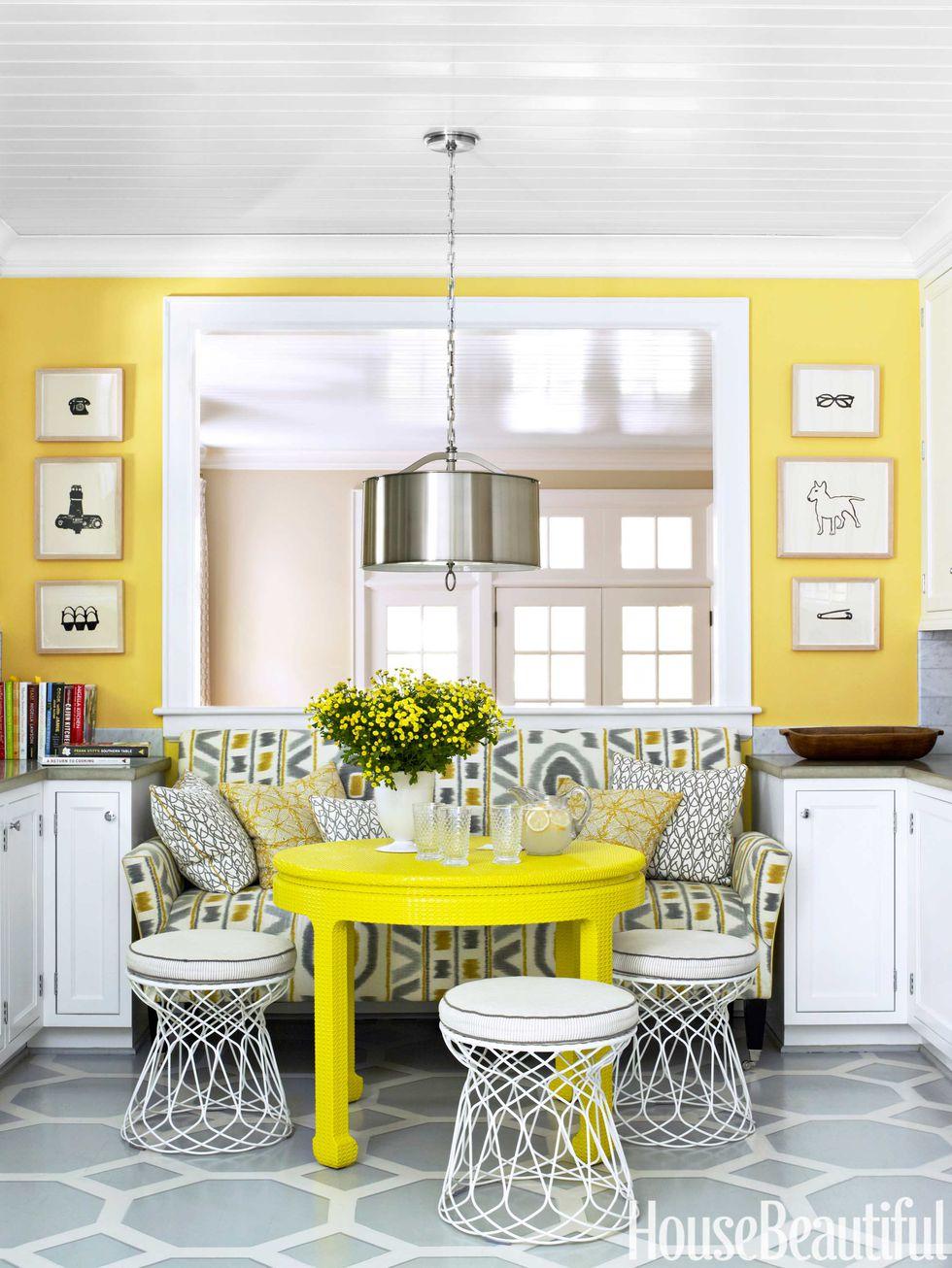 Lindsay Coral Harper via House Beautiful