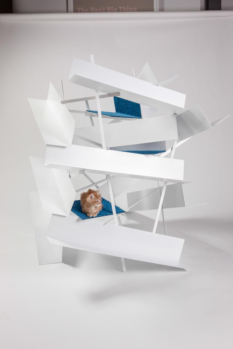 ConCATenate By Lehrer Architects, via Deisgn Milk