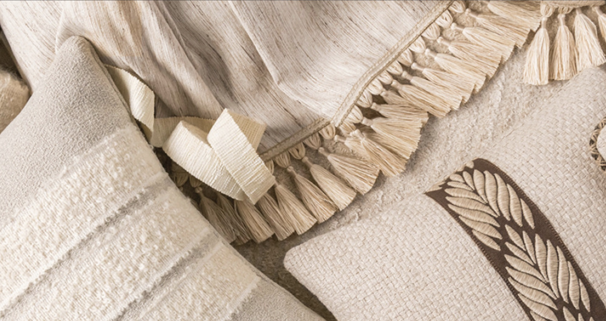 Savannah by Samuel and Sons. Modern, minimal and earthy.