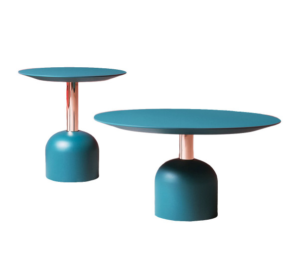 "Miniforms ""Illo"" occasional tables"