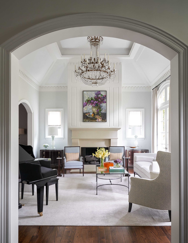 Beth Lindsey Interior Design, photos by Nathan Schroder