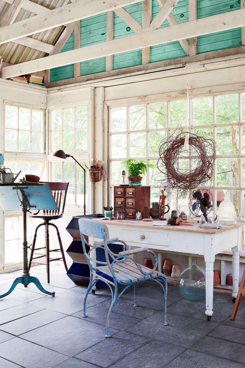 Barbara Adkins/ Country Living