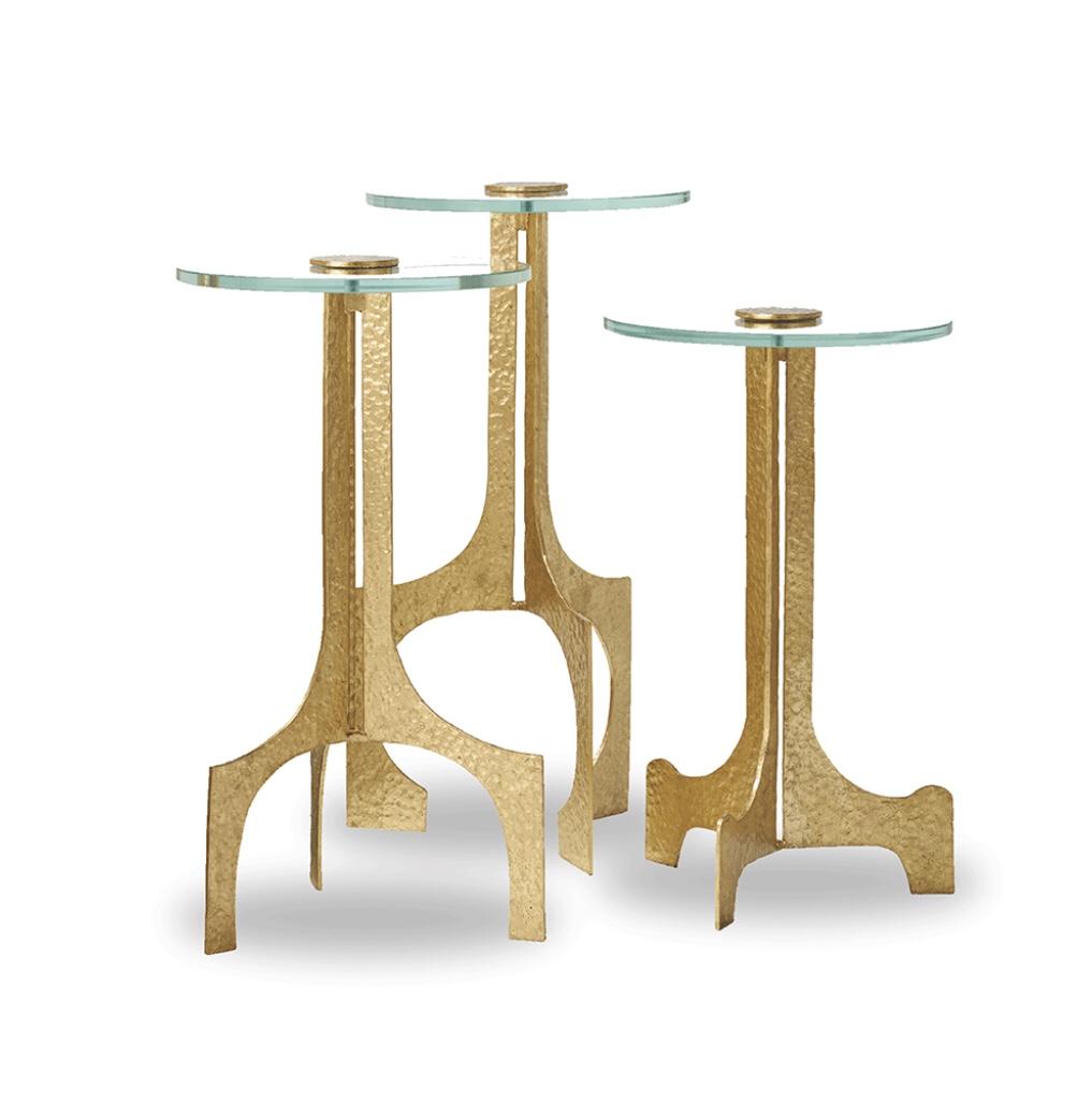 Phillip Nimmo Design Trio Side Tables